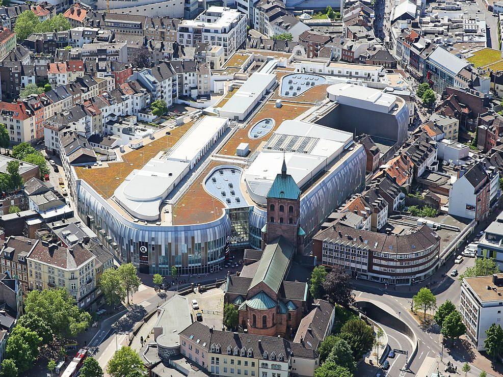 Aachen Aquis Plaza
