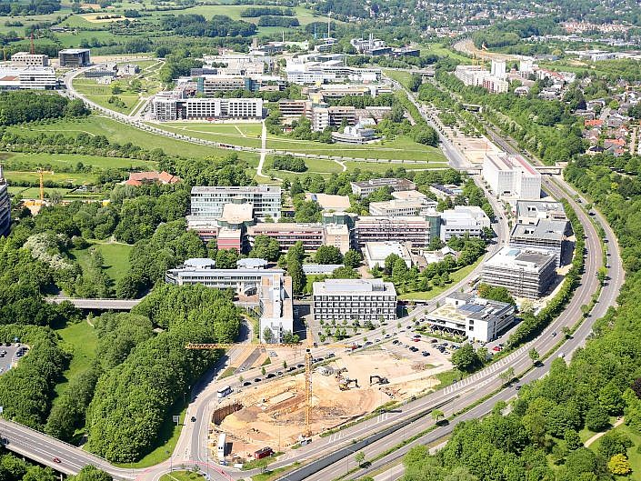 Aachen Campus Melaten