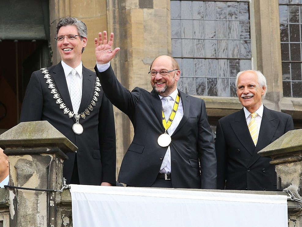 Karlspreis Aachen