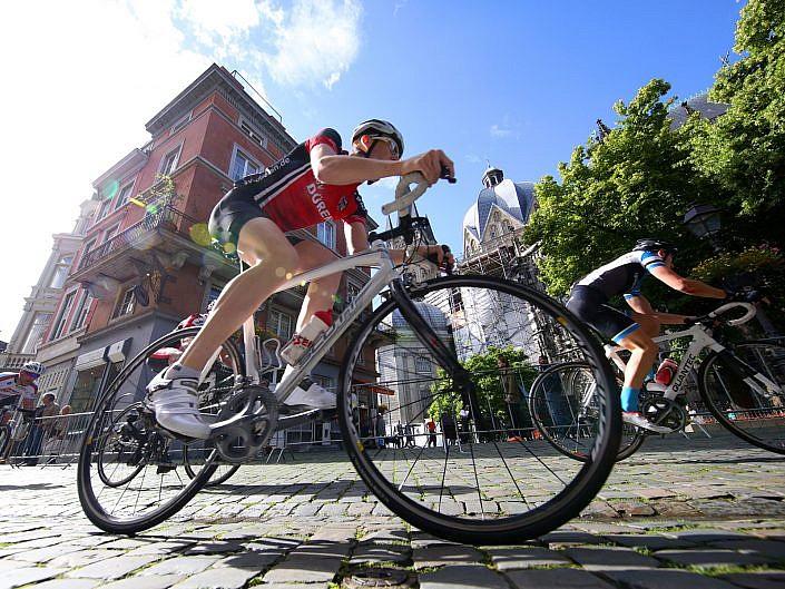 Radrennen Aachen